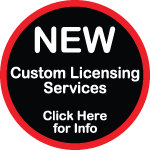 NEW Custom Licensing Services